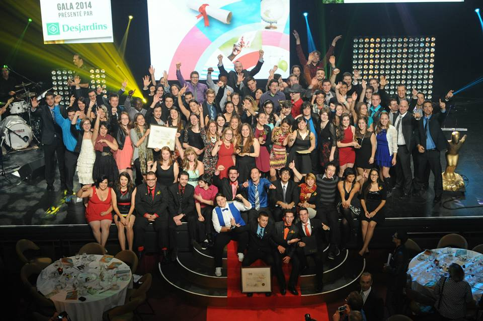 Finalistes gala Forces AVENIR 2014