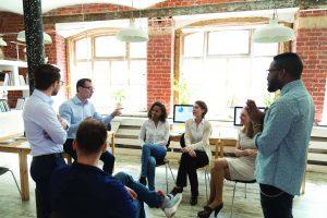 Coopération volontaire - groupe de discussion